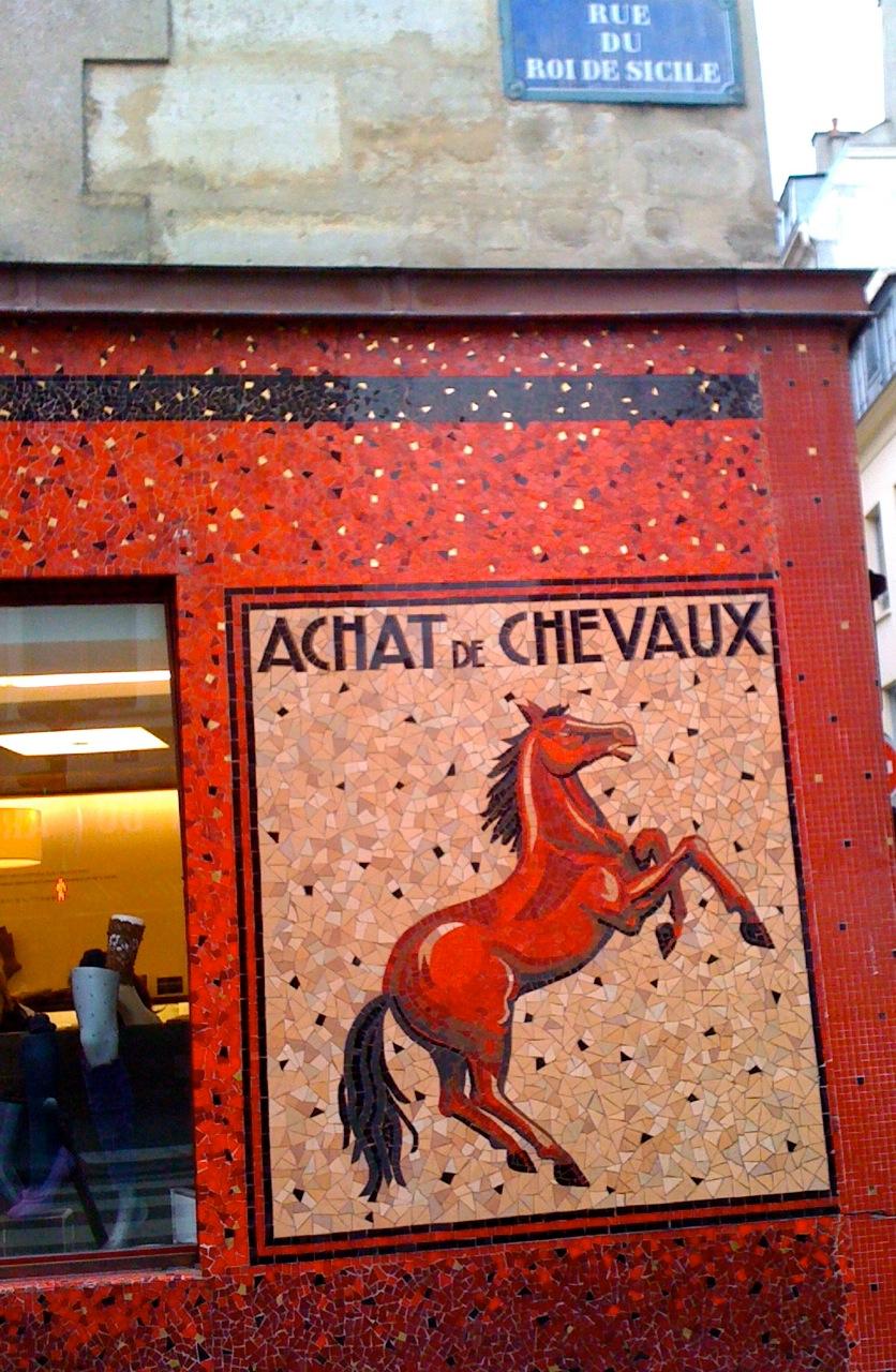Achat de Chevaux(C)photographer Michel Levraux