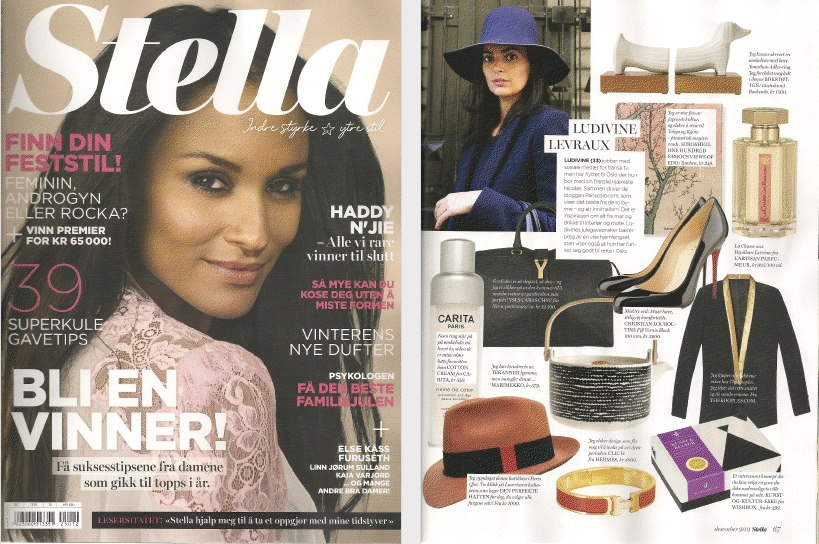 """Stella"" December 2012"