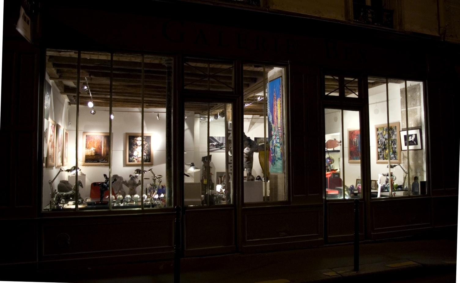 Cabinet de curiosités - 12 rue Jean Ferrandi 75006 Paris