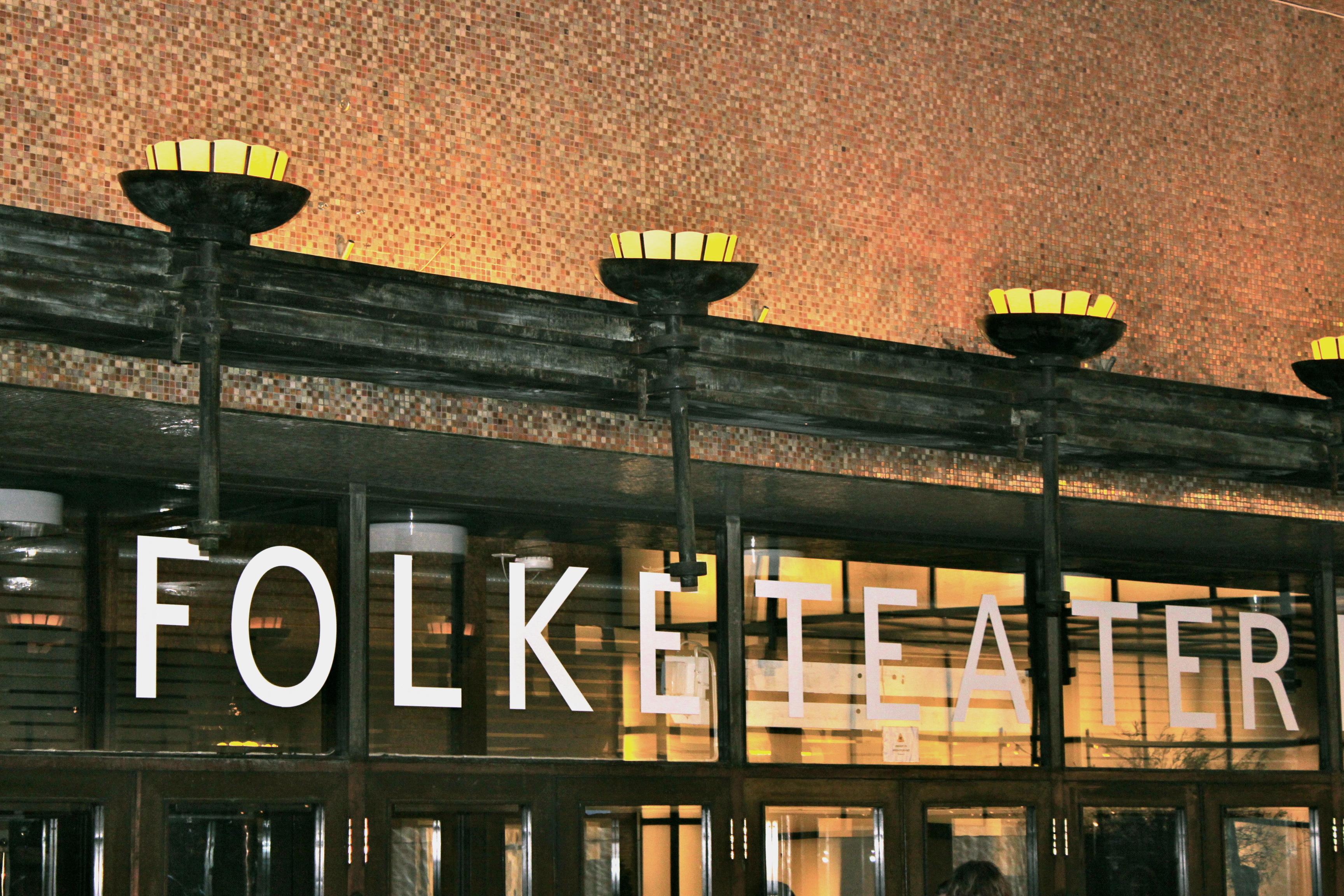 Folketeater/Operapassasjen Oslo