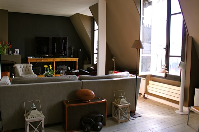 Interior in Paris N3 - Jean