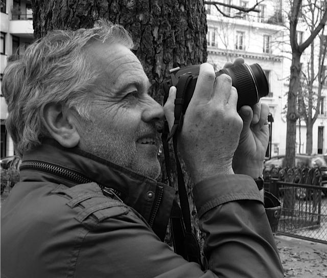Portrait Michel Levraux