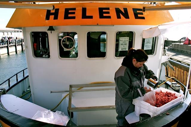 """Boat """"Helene"""" Oslo"""
