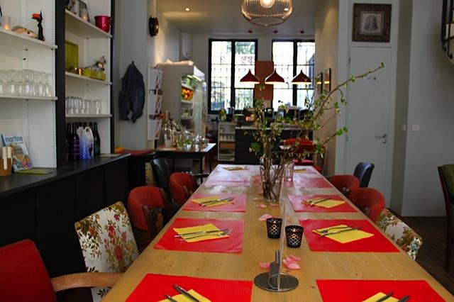 Martine's - Paris