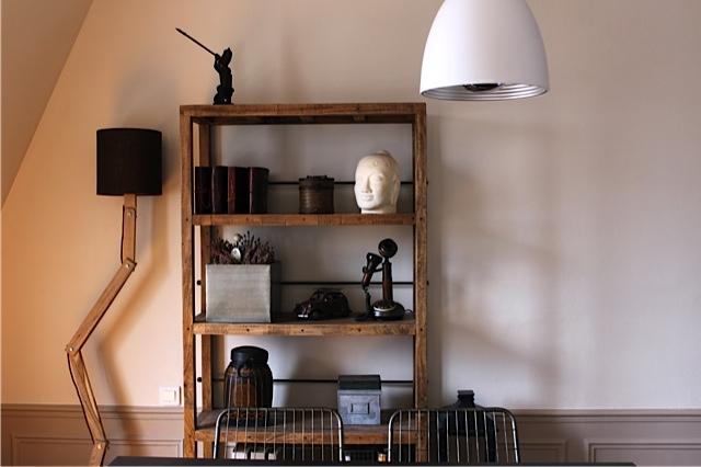 Interior in Paris №5 : chez Domitille et Slaven