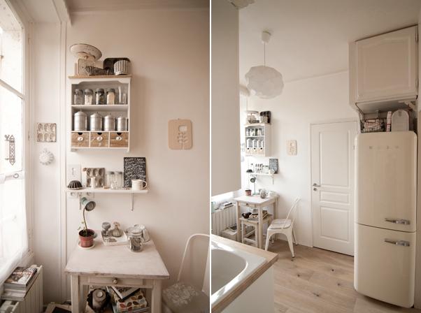 Interior in Paris from the blog myblackbookparis.com