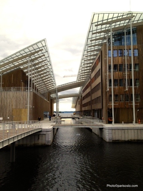 Astrup Fearnley Museum - Oslo photo(©parisoslo.com