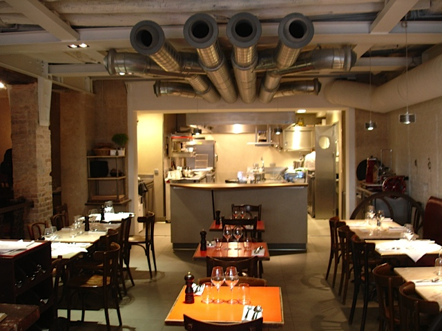 Restaurant Semilla - Paris