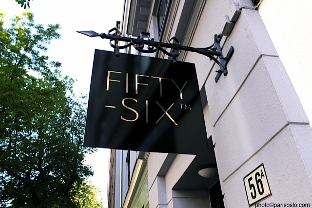 Boutique Fifty-Six - Oslo - photo©parisoslo.com