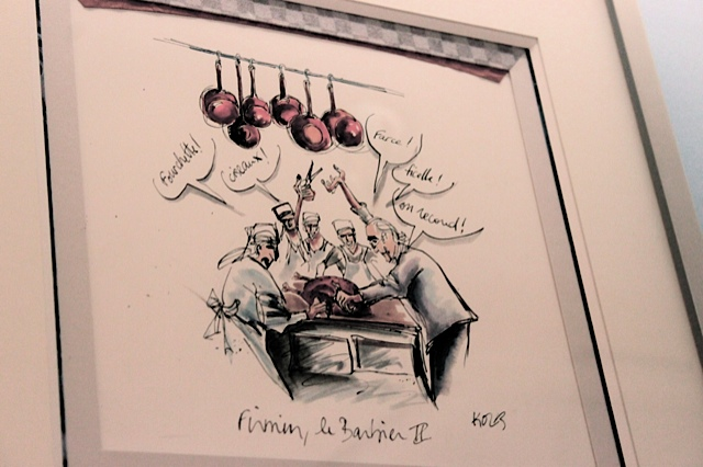 Restaurant Firmin Le Barbier - Paris