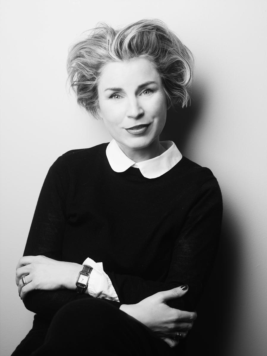 Cathrine Hammel - portrett -photo courtesy of Cathrine Hammel