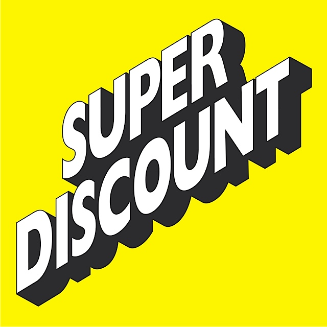 H5, Super Discount, 1996, label Solid, vinyle/Exposition French Touch- Les Arts Decoratifs- Paris