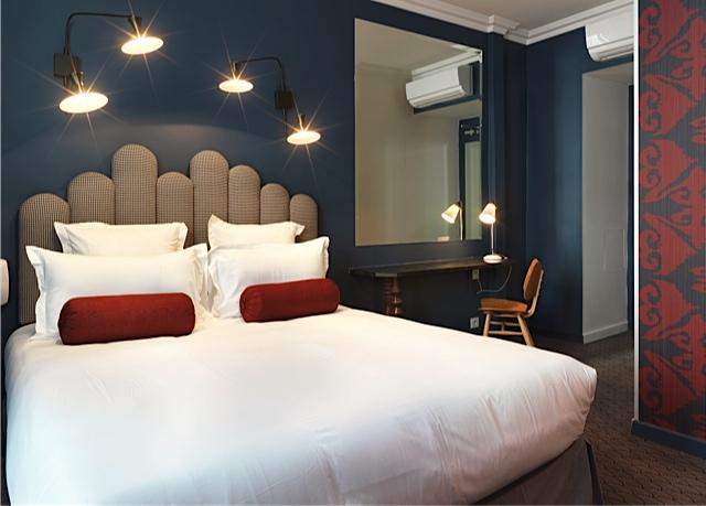 Photo courtesy - Hotel Paradis Paris