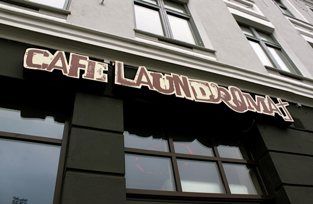 Laundromat Cafe - Oslo- Photo©parisoslo.com