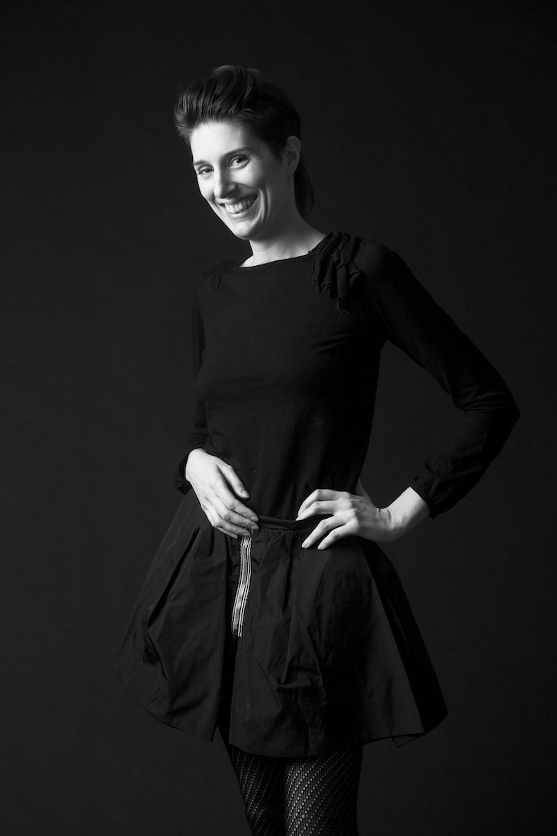Portrait Aurelie Rimbert © Alfredo Poila