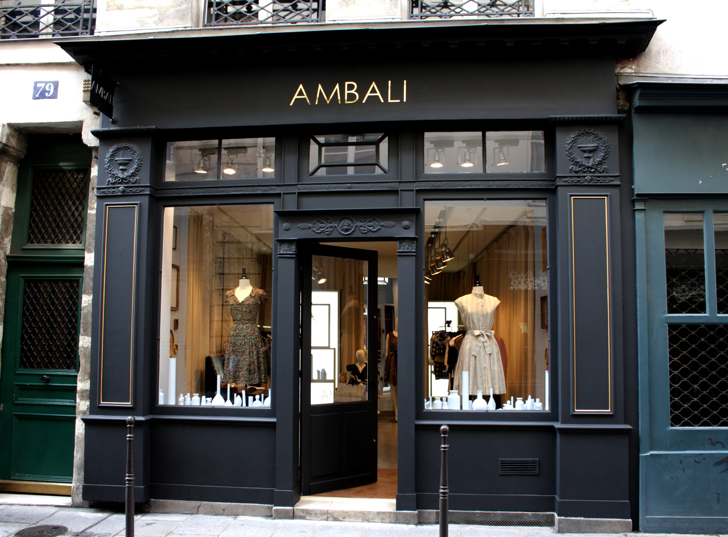 AMBALI - Paris