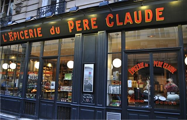Epicerie du Pere Claude