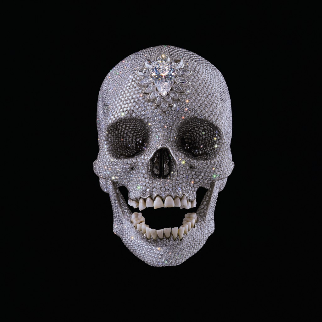 Damien Hirst - For the Love of God, 2007